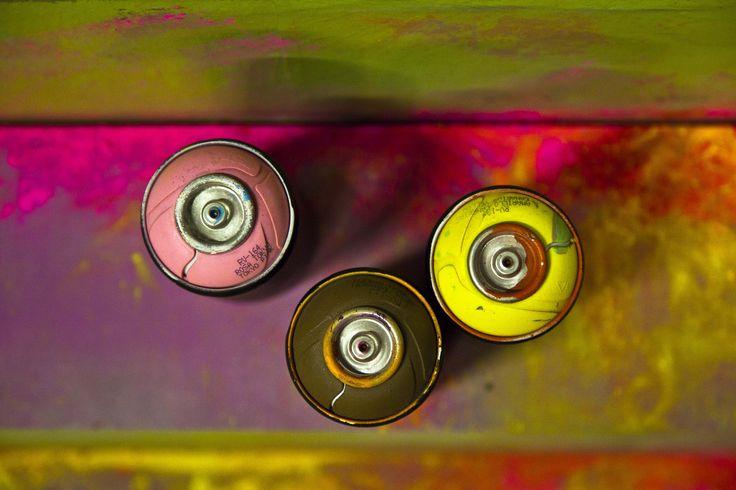 Bombe art | Spray cans