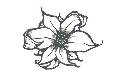 Flower thats going on my shouler by brandon boyd of incubus.