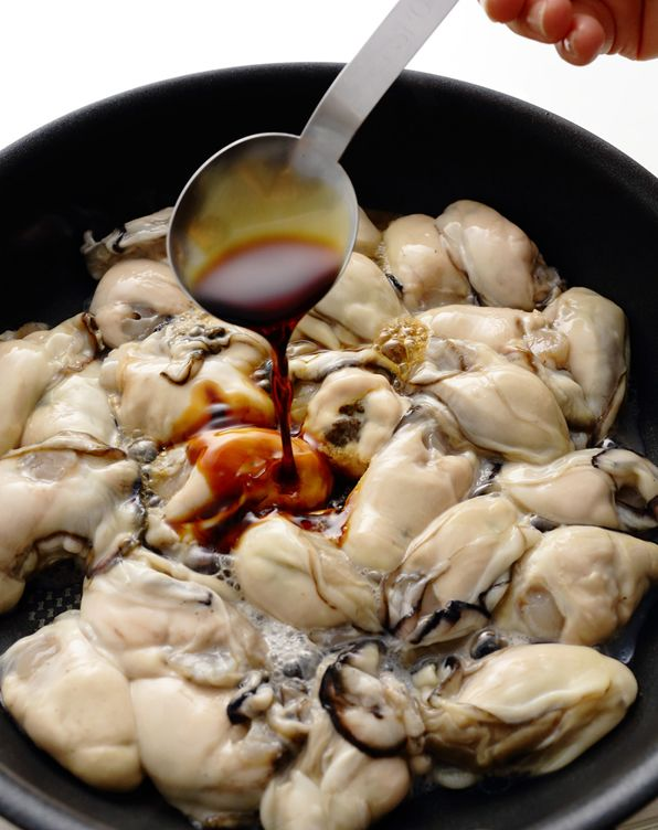 #oyster #pickledinoil #looksdelicious