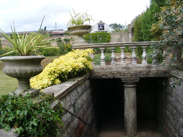 24 best dewstow gardens caldicot images on pinterest for Landscape design bristol