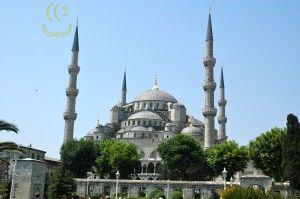 Urandir-Mesquita Azul em Istambul - Turquia