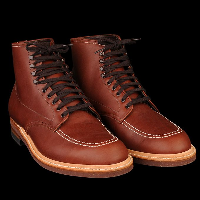 UNIONMADE - Alden - Indy Boot in Classic Brown 405