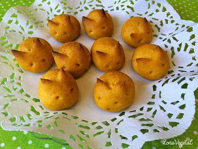 Gatitos de Zanahoria