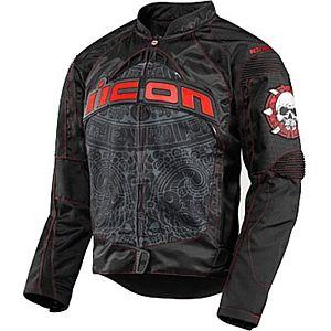 Icon Contra Sacrifice Motorcycle Jacket