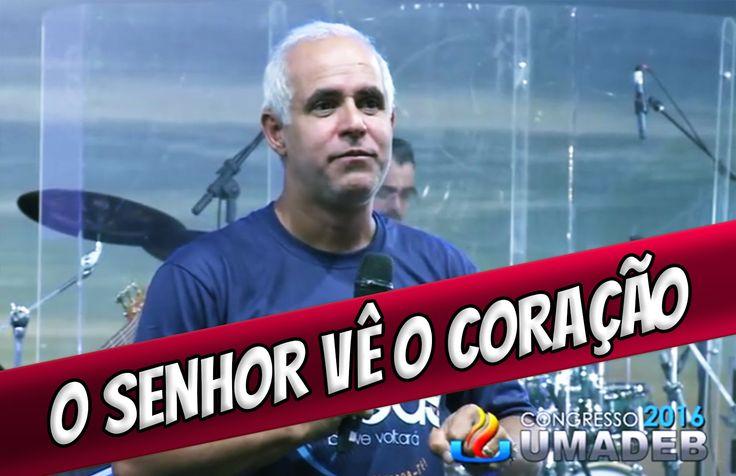 Claudio Duarte 2016 — O  Senhor Vê o Coração — Pregação Evangélica 2016 - YouTube