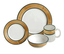 Made in USA \ Terra Patina\  pattern by HF Coors-American Made Dinnerware  sc 1 st  Pinterest & 20 best HF Coors Dinnerware images on Pinterest | Cutlery Dinner ...
