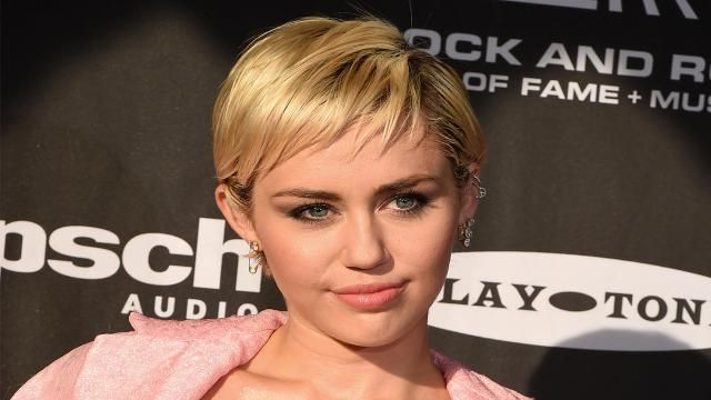 Miley Cyrus Doesn't Like Labels: 'I Am Ready to Love Anyone'