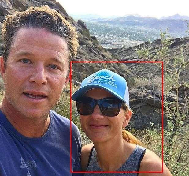Billy Bush with his wife Sydney Davis
