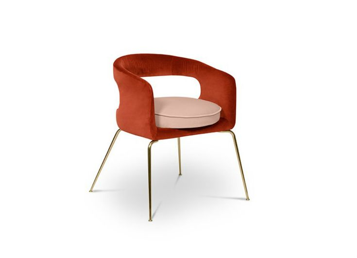 A Mid-Century Modern Dining Room Design By Nadya Zotova #NadyaZotova #QualityDesign #LuxuryDesign #RussianDesign #DiningRoomDesign @Essential__Home  http://mydesignagenda.com/mid-century-modern-dining-room-design-nadya-zotova/