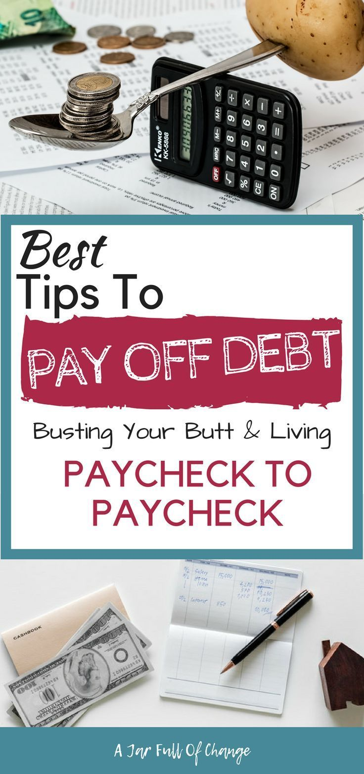 The Exact Advice I Used To Pay Off Debt While Living Paycheck To Paycheck On A Low Income Moneytips Debt Debtfree Debt Payoff Debt Free Credit Cards Debt