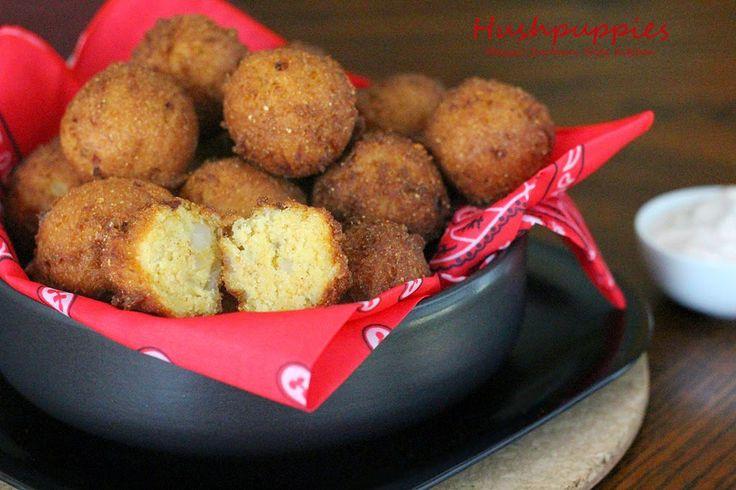Melissa's Southern Style Kitchen: Hushpuppies