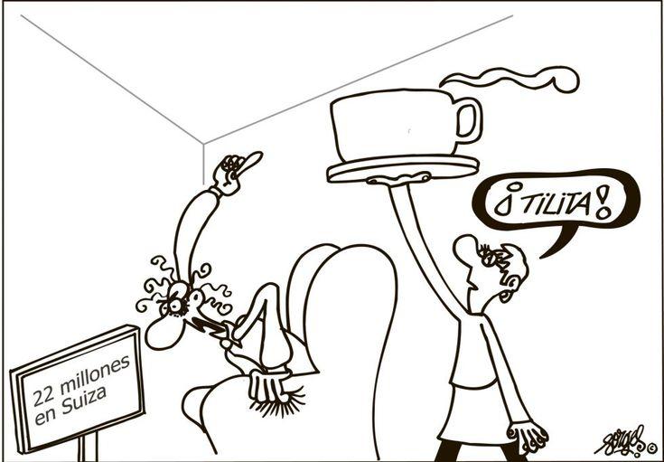 Viñeta: Forges - 19 ENE 2013 | Opinión | EL PAÍS