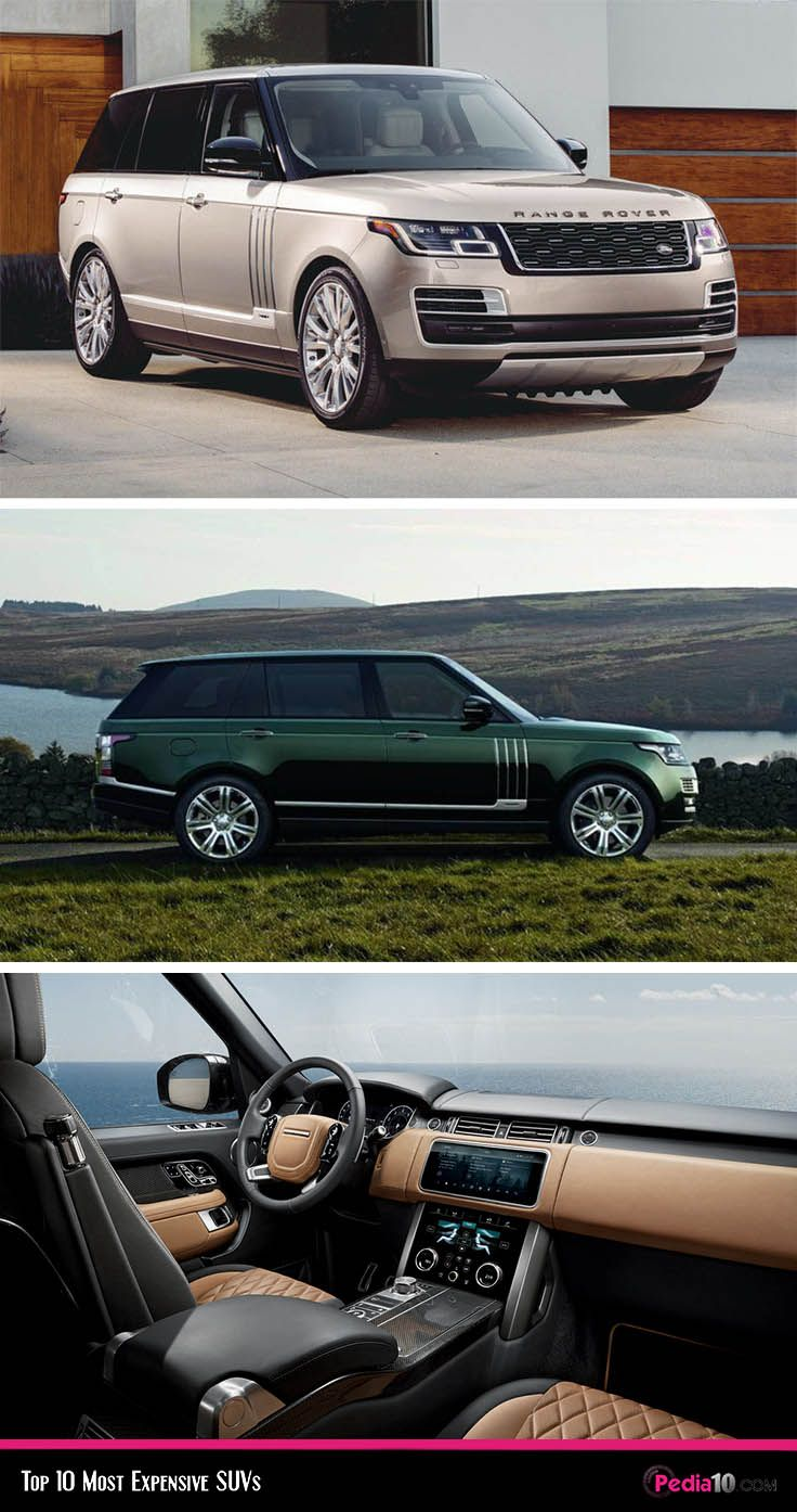 Top 10 Most Expensive SUVs In The World ( 2020