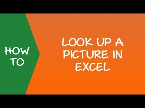 Picture Lookup in Excel using Named Ranges