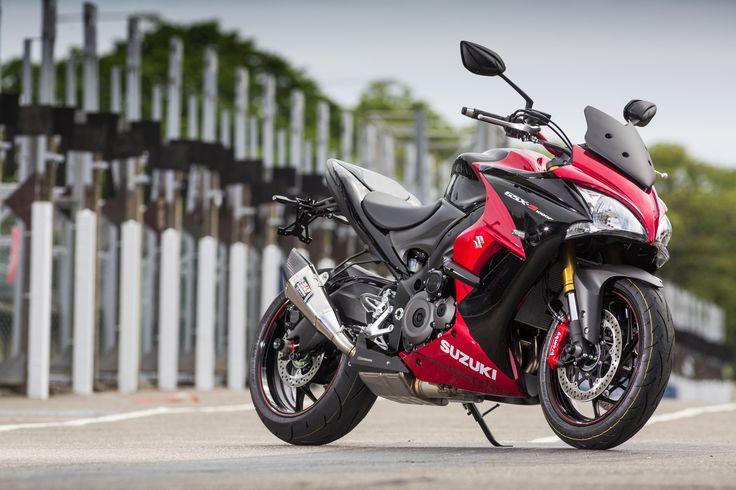 2016 Suzuki GSX S 1000 ABS Motorcycle Review