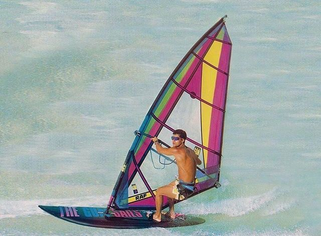 average joe - windsurfer blog: How I started Shortboarding