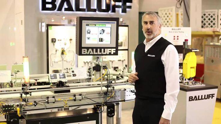 Balluff - Error Proofing with RFID using various sensors