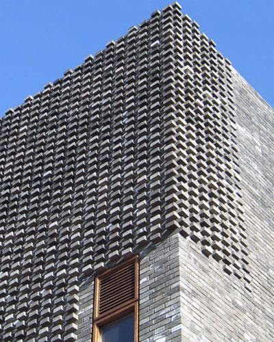 Tongxian Gatehouse by NADAAA