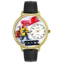 Firefighter Watch in Gold (Large) A816-G-0610027