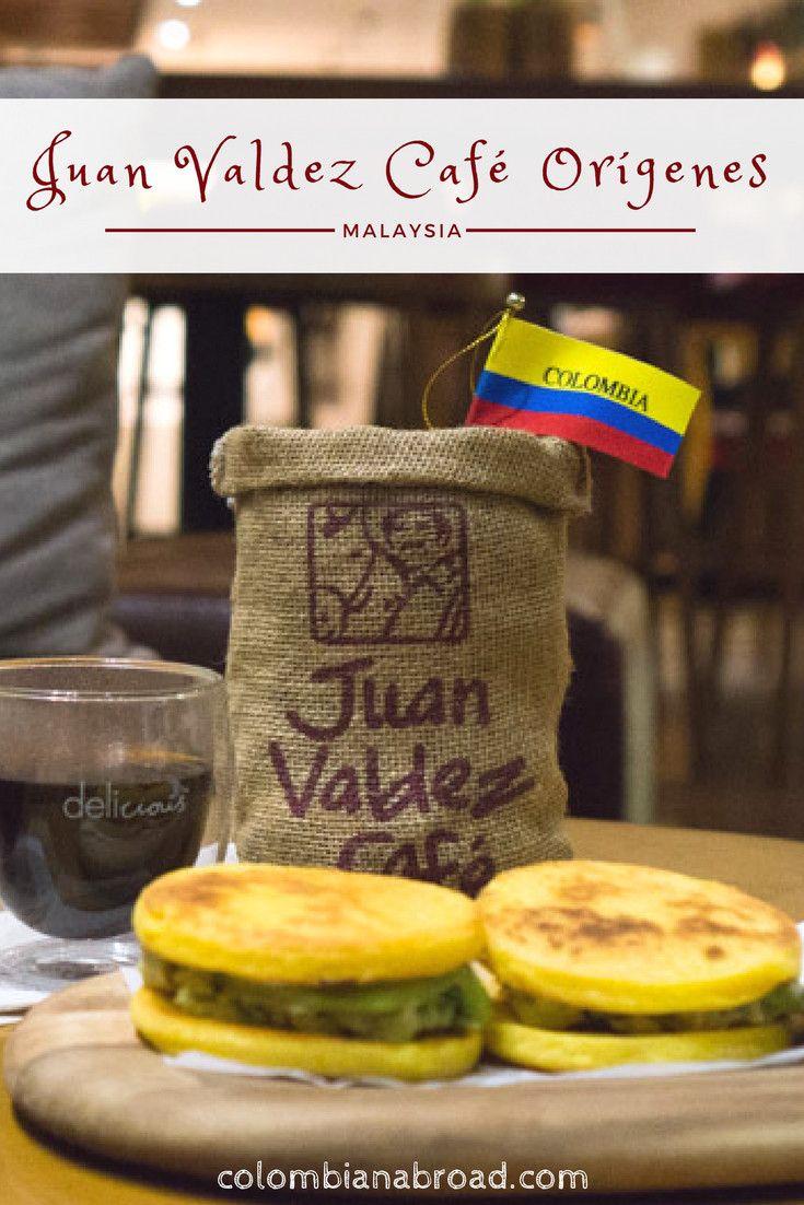 ¿Sabías que hay un Juan Valdez Café Orígenes en Kuala Lumpur, Malaysia? ¡No te quedes sin visitarlo!