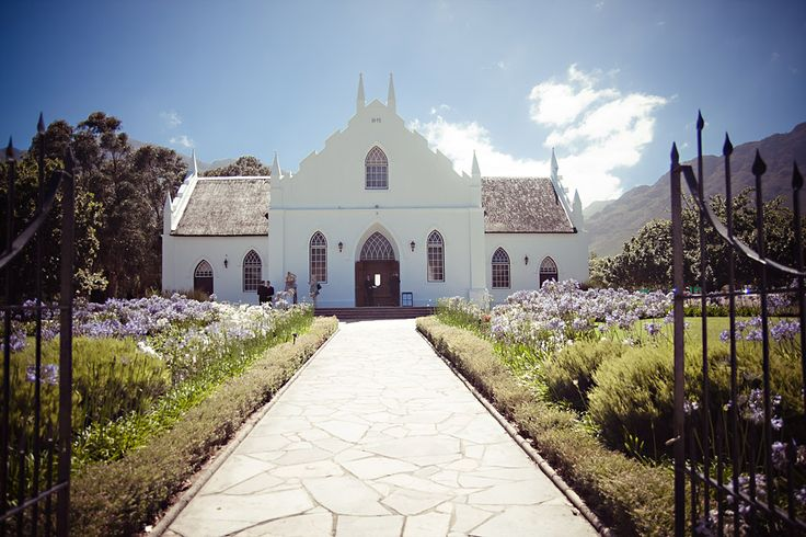 Cape Dutch architecture, Western Cape, South Africa / Капско-датский стиль в архитектуре, Западный Кейп, ЮАР