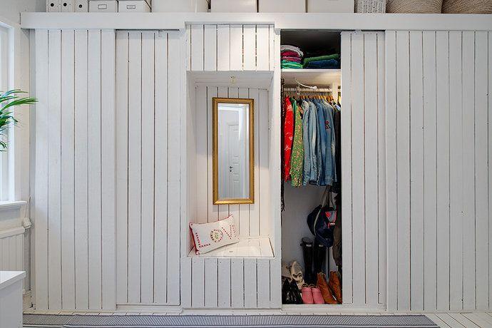 Bilder, Hall, Garderob, Spegel - Hemnet Inspiration