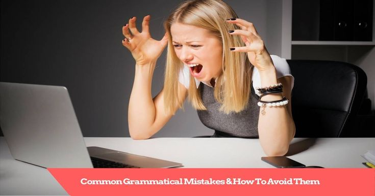 Common Grammatical Mistakes And How To Avoid Them - Fluent Land. Language is a difficult beast to tie down. Even those rules which we consider mandatory may actually change very quickly, especially with words moving into ever more fleeting media. However, there are a few mistakes …