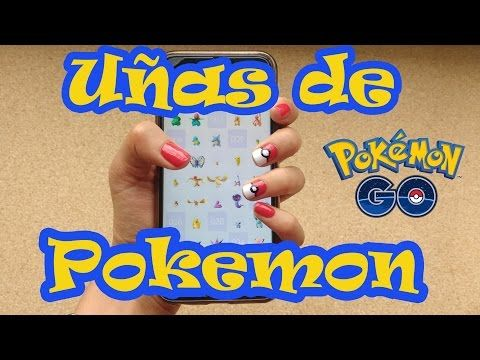 Uñas Pokemon - Pikachu - Jigglypuff - YouTube