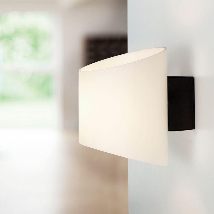 Lampada a sospensione Evoke - Metallo/Vetro Nero 1 luce