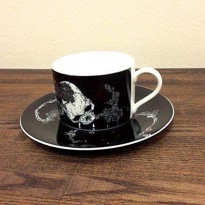 Won't You Have Some Tea? by Yamamoto Takato / お茶にしませんか? 山本タカト