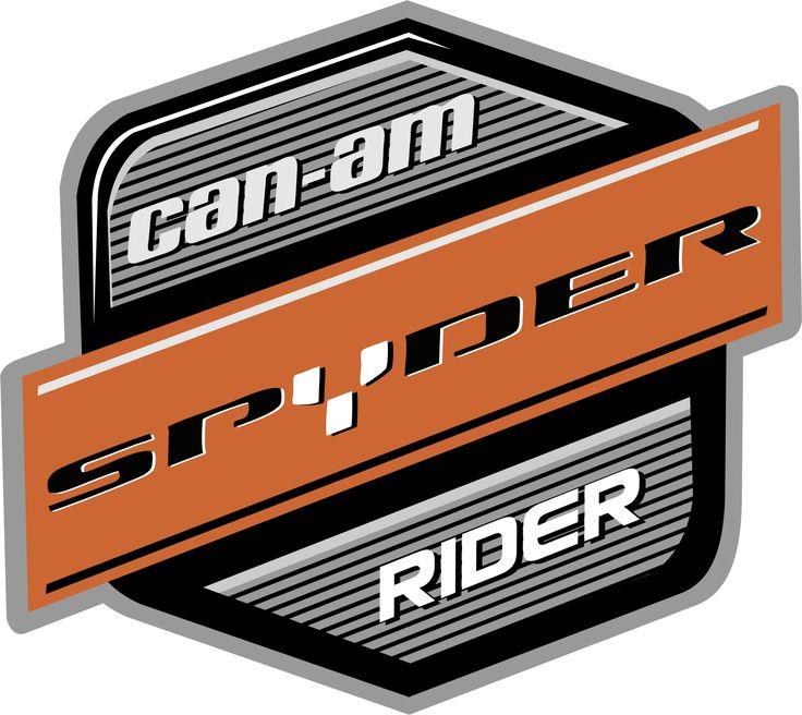 Can-am Spyder Rider logo emblem #fanart #logo #graphicdesign #canam #spyder #brp #openyourroad