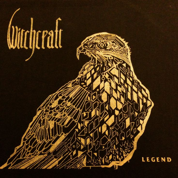 """""""Witchcraft"""" Diseño y Estampado en Serigrafía. BRUGGE Diseño y Producción."""