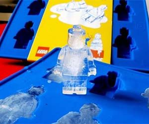 LEGO Man Ice Cubes