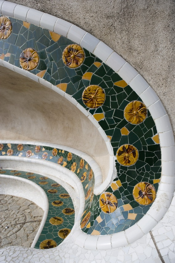 Park Guell (Antonio Gaudi)
