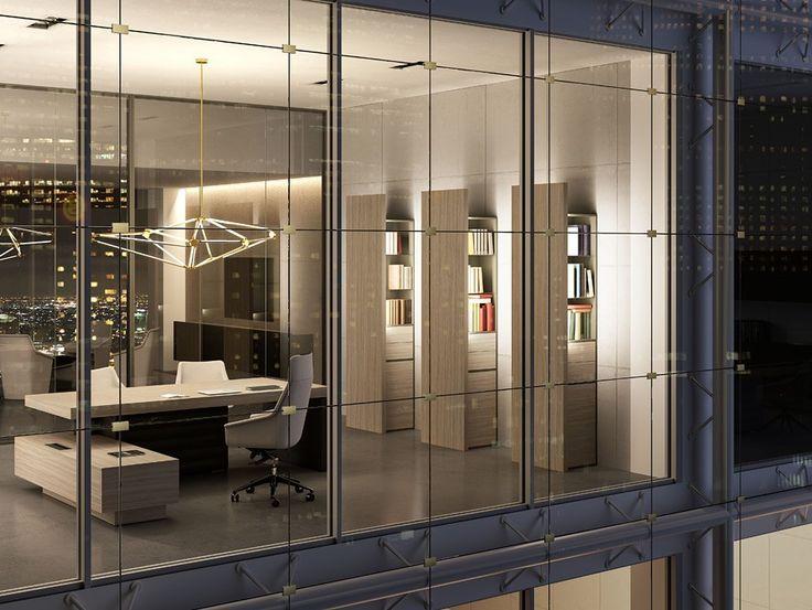 Schön Ein Elegant Stilvoller Designer Schreibtisch   Jera, Erfüllt Alle  Eigenschaften Eines Modernen Chefbüros. Einzigartig Und Preiswerte  Chefmöbel, ...