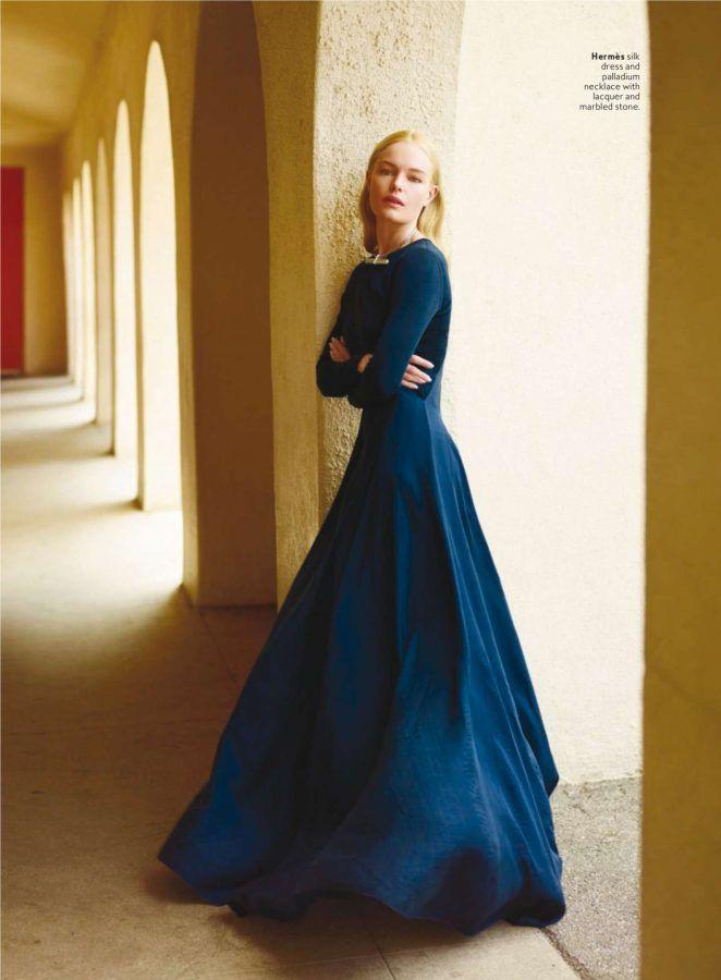 Kate Bosworth for InStyle US November 2016