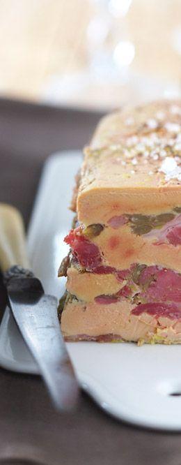Terrine de Foie Gras du Sud-Ouest au jarret et artichaut - Recettes autour du Foie Gras du Sud-Ouest
