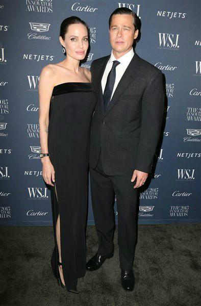 Angelina Jolie Pitt and Brad Pitt custody - Stories that rocked the entertainment world in 2016