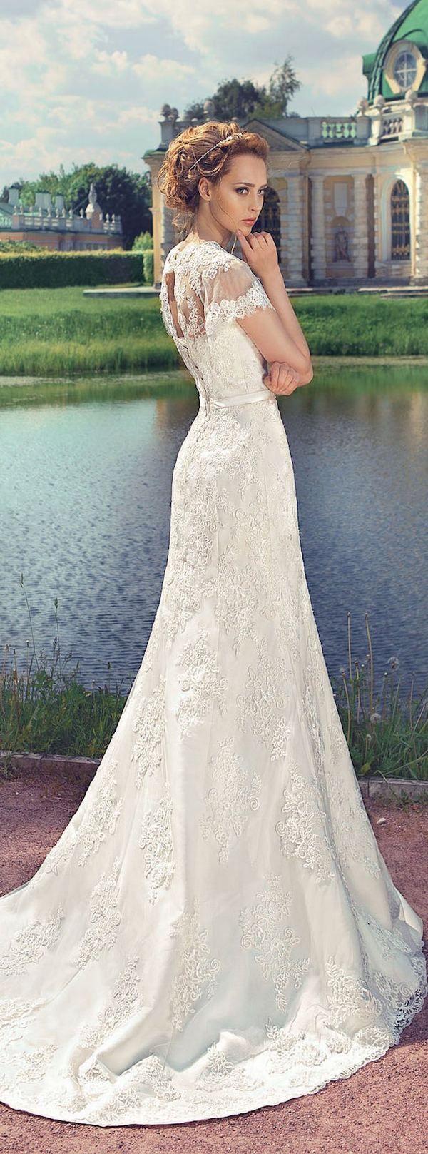 163 besten Brautkleider Bilder auf Pinterest | Hochzeitskleider ...
