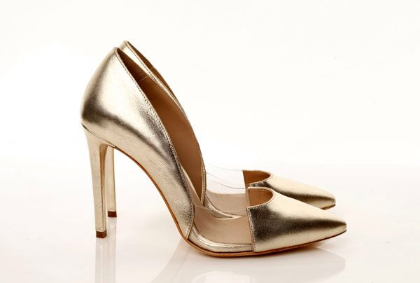 #mihaelaglavanss15 golden stilettos