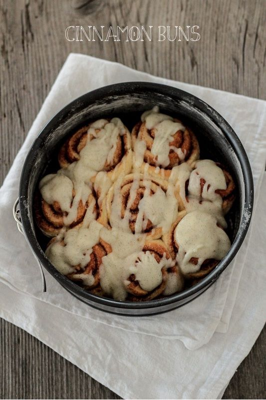 Die Glücklichmacherei: Sonntagsfrühstück 〖Cinnamon Buns〗