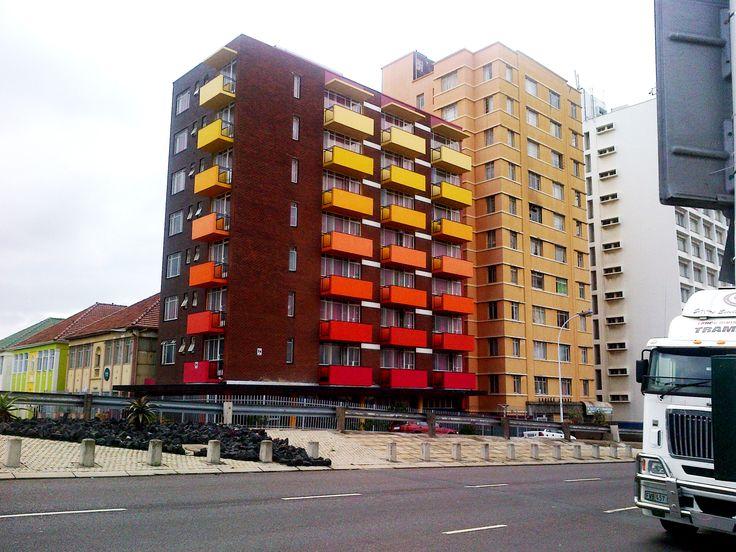 Berea, Durban. #architecture #design