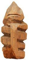 千光寺 宇賀神像 17世紀 円空作