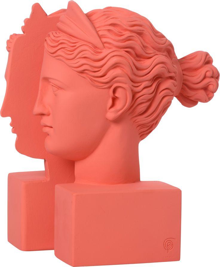 Bookend Artemis coral