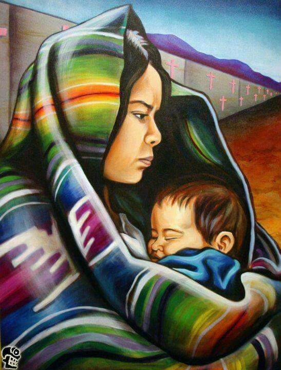 193 best images about mexican my life n a little more for Mural nuestra carne