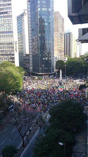 Praça Sete- Belo Horizonte - Minas Gerais -Brasil