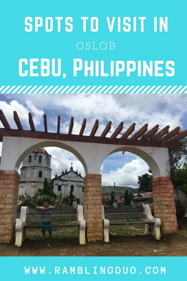One of the beautiful places Cebu has lies in the south and among them is the Oslob. Check what are the spots you can visit  here!