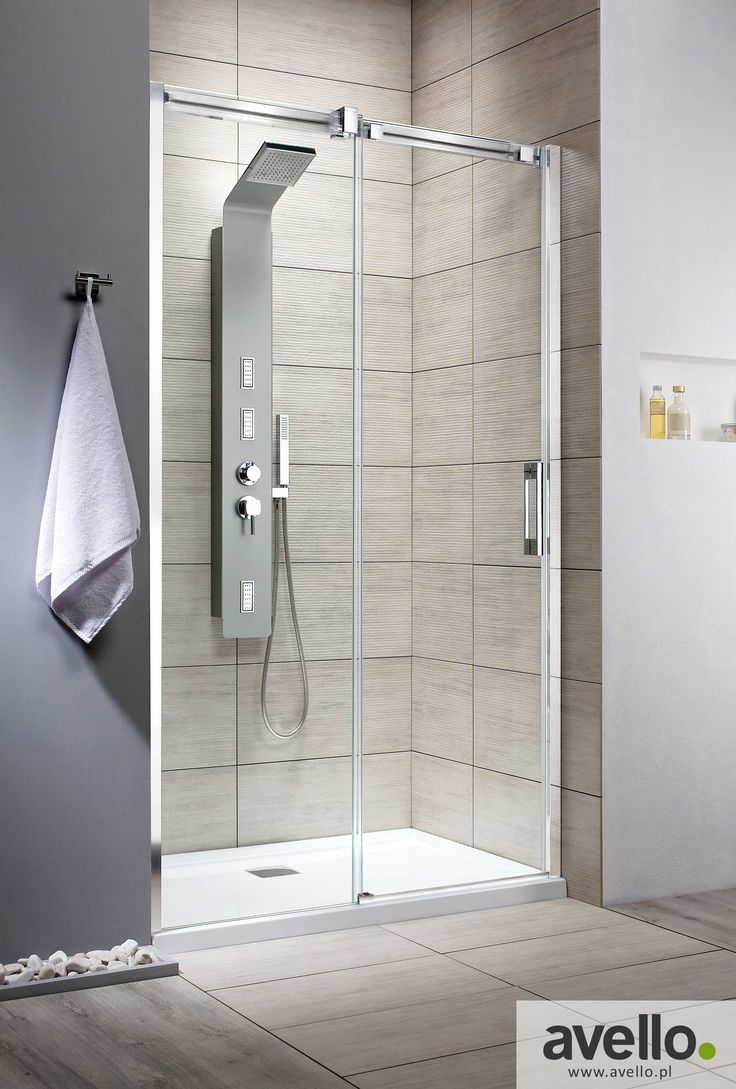 Drzwi prysznicowe wnękowe  Espera DWJ Radaway.
