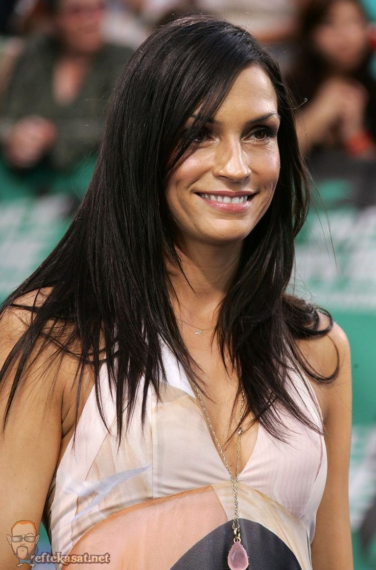 ☼ Famke Janssen #Celebrities
