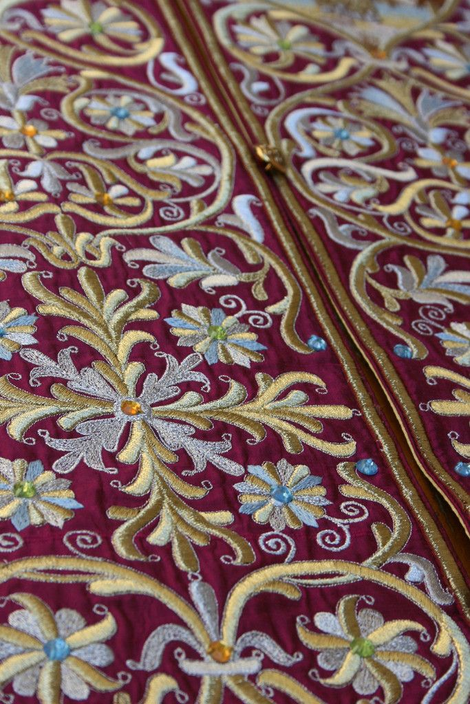 Iviron | Riza Orthodox Vestments